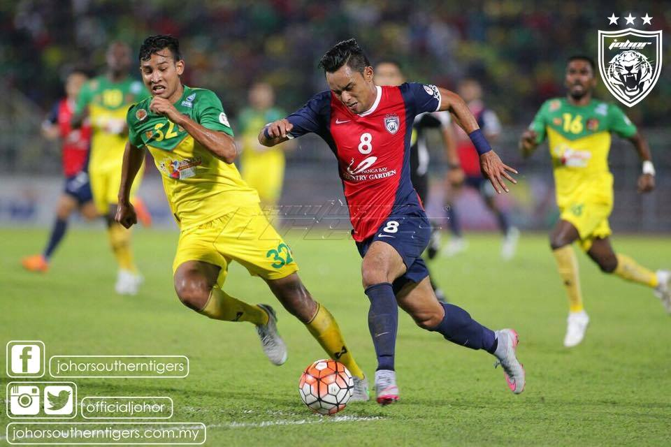 Photo by: Johor Southern Tigers FB