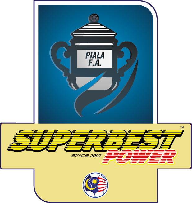 Logo baru Superbest Power Piala FA 2016.